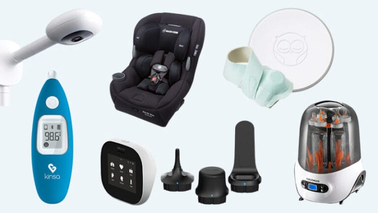 Tech that keeps your little one safe for Baby Safety Month