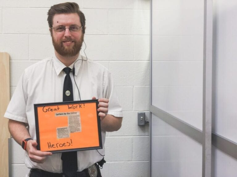'Geek Squad heroes' save Michigan man's day