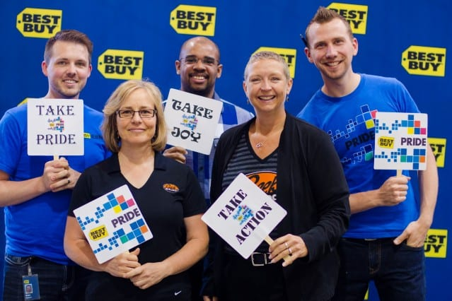 Best Buy Joins HRC, Other Businesses, to Support Equality Act