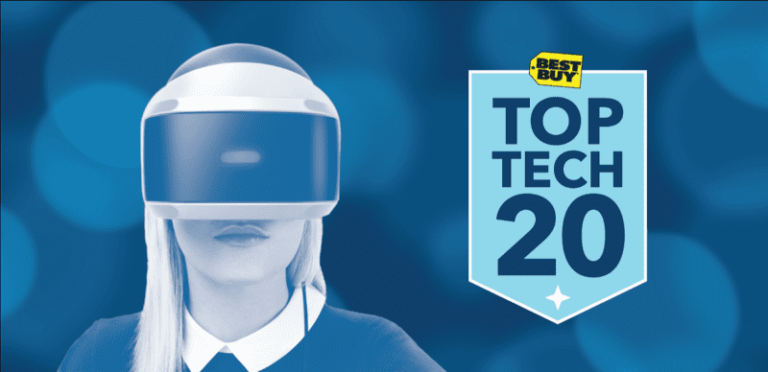 Best Buy Unveils Annual Holiday 'Top Tech' List
