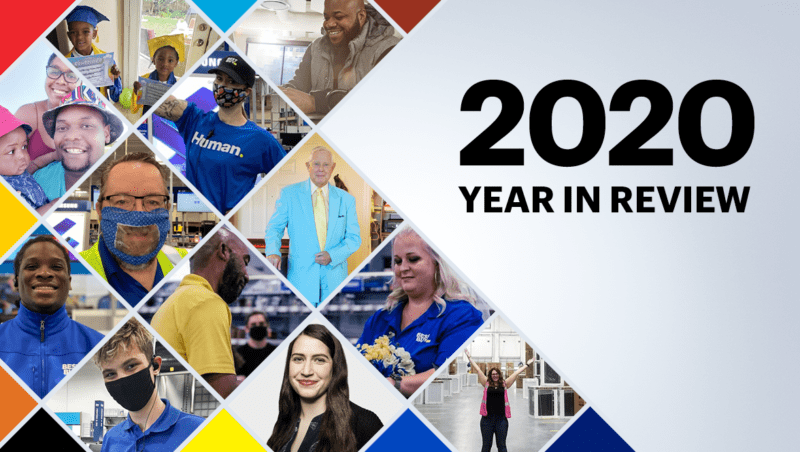 A Look Back At Our Most Inspiring Stories Of 2020