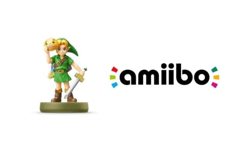 Only At Best Buy: Bayonetta Player 2 And Majora's Mask Link Amiibo
