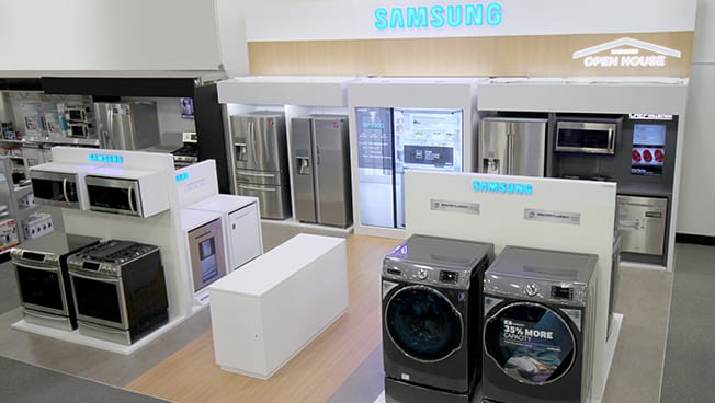 Appliances Featuring the Latest in Technology: Samsung Open House in Select Best Buy Stores