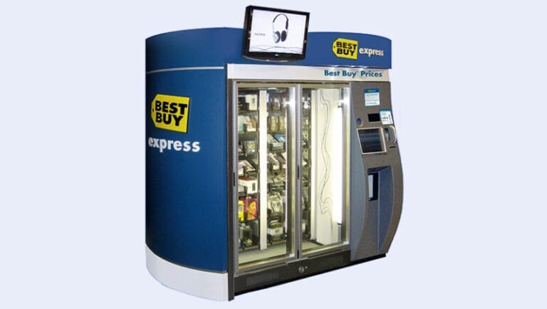 Best Buy Express Vending Machines Turn 10