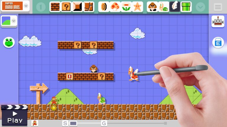 Be One of the First to Play 'Mario Maker' on the Wii U at 100 Best Buy Stores