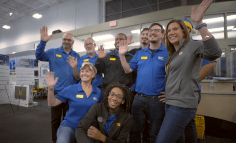 Best Buy CEO Corie Barry spends Black Friday surprising store teams [VIDEO]