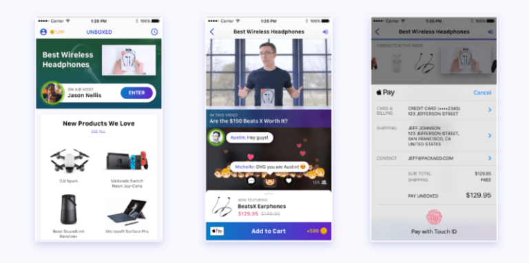 Best Buy Partners With New Unboxed App