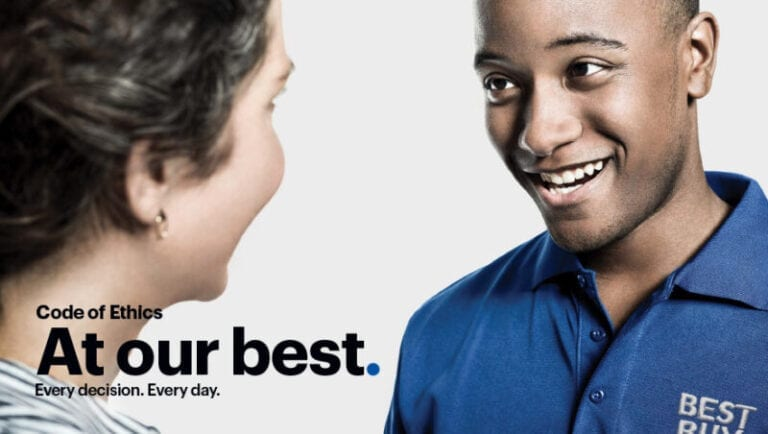 Best Buy introduces new Code of Ethics