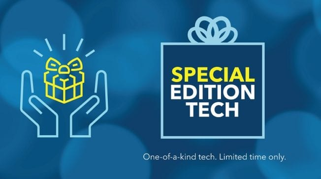 Check Out Best Buy's First Special Edition Tech Collection
