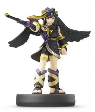 Dark Pit Amiibo Available July 31 Only At Best Buy