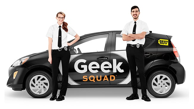 Best Buy's Geek Squad Rolls Out New Geekmobile, Updated Logo