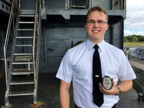 Geek Squad's 'Agent 100K' Gets His Badge