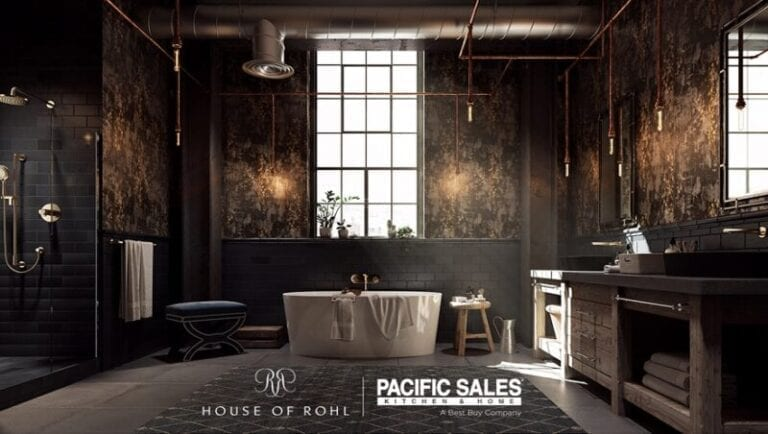 House of Rohl fixtures tell story of handcrafted precision