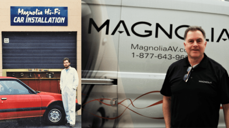 Magnolia installer celebrates 35 years on the job