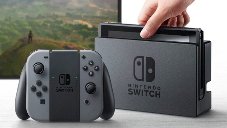 Nintendo Switch Arrives At Best Buy March 3