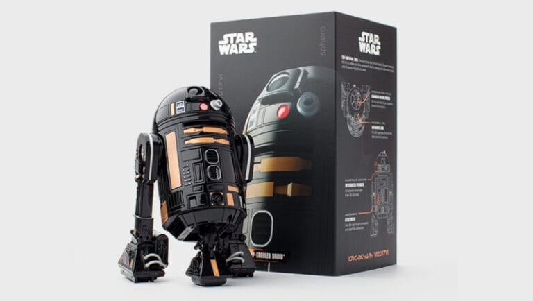 Only Place to Get the Sphero R2-Q5 Droid? Best Buy