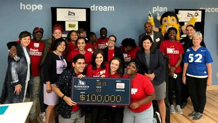 Best Buy Donates $100,000 To Support Institute For Minneapolis Teens
