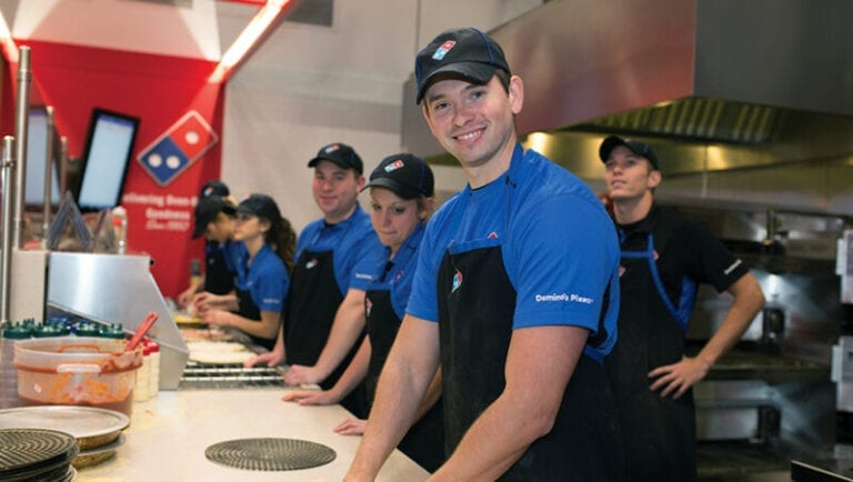 Tech Talk: How Domino's Changed the Way We Order Pizza