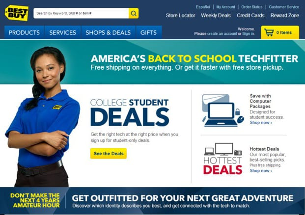 Back to School at Best Buy: Get $100 off MacBooks or Maybe Even Win $100K for Tuition
