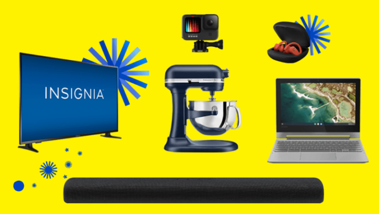 Best Buy Reveals More Deals for Thanksgiving, Cyber Week