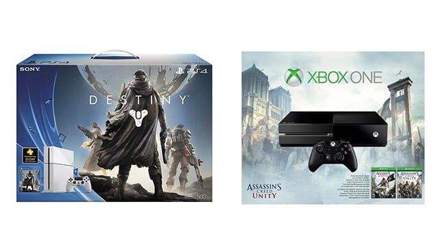 Last-Minute Gaming Deals: $50 off a PS4 Bundle and $50 Gift Card for the Xbox One