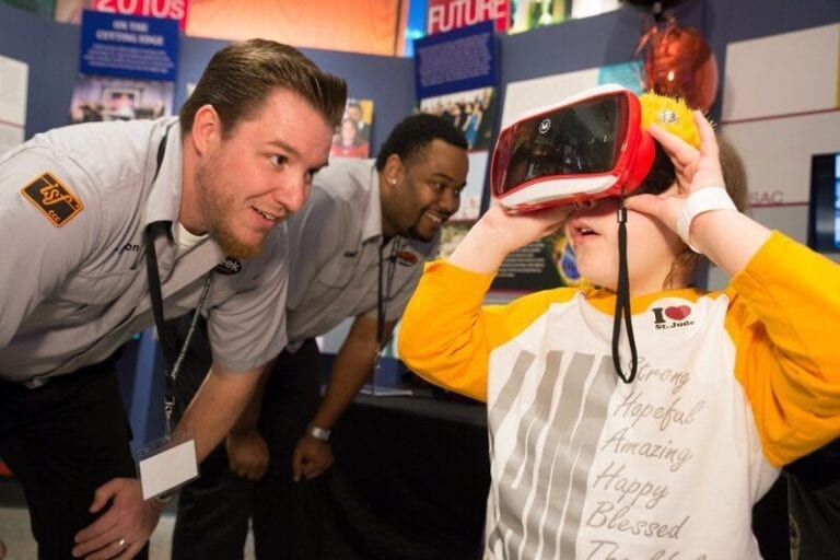 Best Buy Presents $18.2 Million to St. Jude Children's Research Hospital