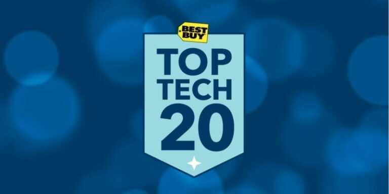 A Closer Look at the Best Buy Holiday 'Top Tech' List