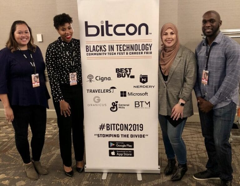 Best Buy represented at Blacks in Technology conference