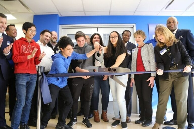 Brooklyn is home to Best Buy's newest Teen Tech Center