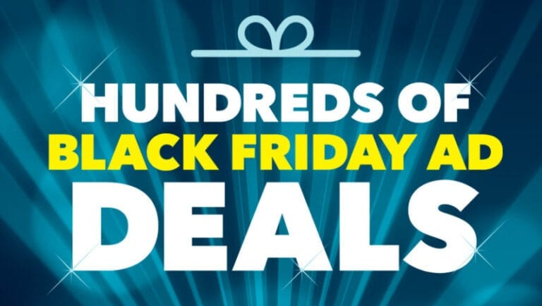 Best Buy's Black Friday Has Arrived; Hundreds of the Deals Available Now