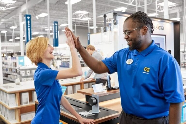 Forbes Names Best Buy a Best Employer for New Grads