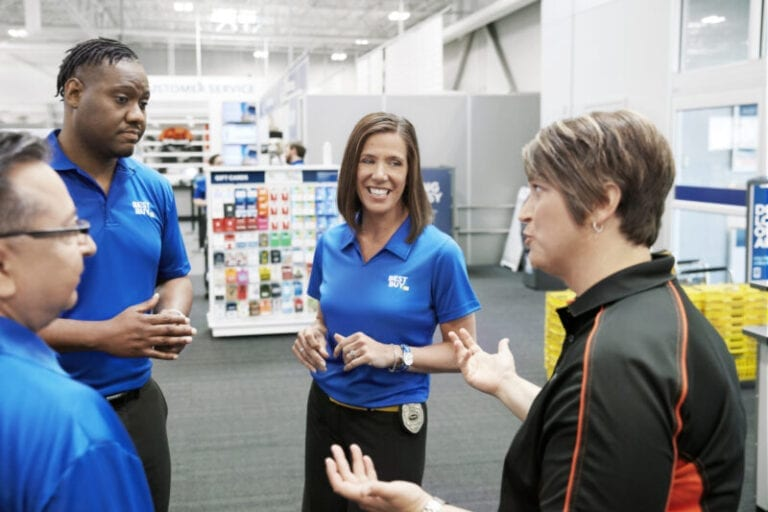 Corie Barry becomes fifth CEO in Best Buy history