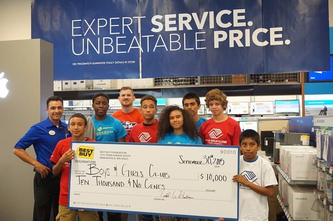 Applications for Best Buy Community Grants Are Now Being Accepted