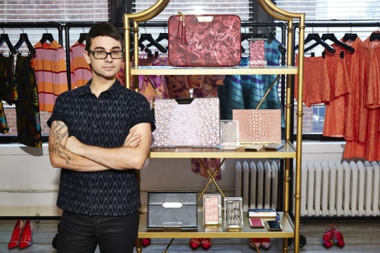 Christian Siriano: My Exclusive Accessories Collection Available Now at Best Buy