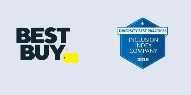 Best Buy named to Diversity Best Practices Inclusion Index