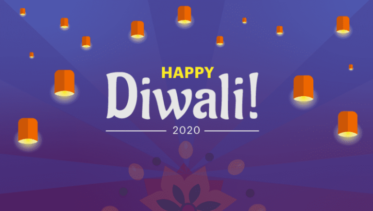 Employees spread light, love for Diwali