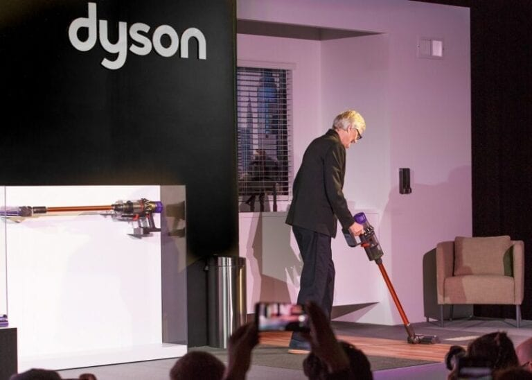 Dyson's New Innovations on Display in New York