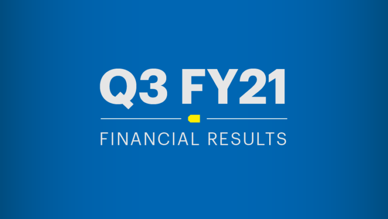 Best Buy Reports Q3 FY21 Results