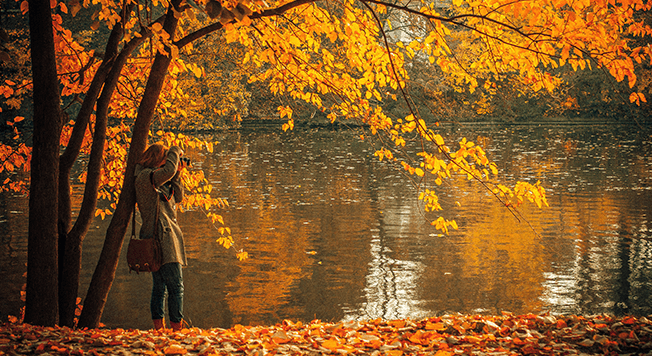 That Perfect Fall Photo? Here's How to Get It