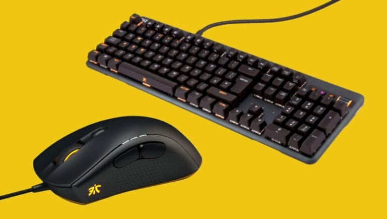 Game like a Pro with New Fnatic PC Gaming Equipment