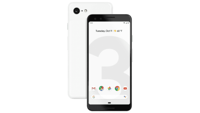 Google Pixel 3 is now available at Best Buy