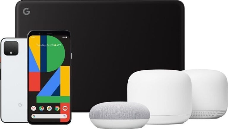 New Google products coming to Best Buy