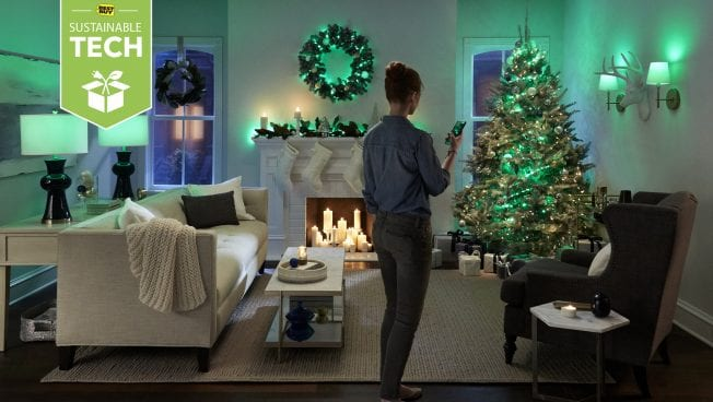 Green Your Holiday With Smart Home
