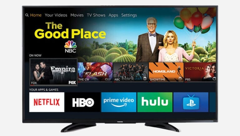 The Latest TV Tech is Here: Toshiba Fire TV Edition Now Available