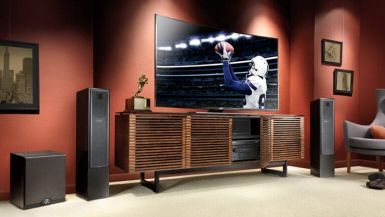 Before the Big Game, Consider a Home Theater Upgrade