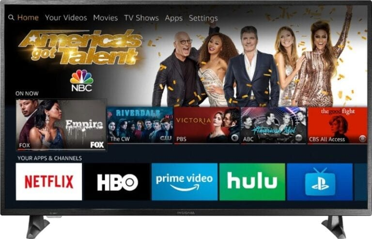 Insignia Fire TV Edition Now Available