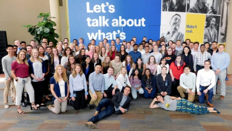 Interns reflect on a summer at Best Buy