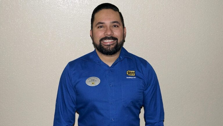 Best Buy store manager gives back to his hometown in Guatemala