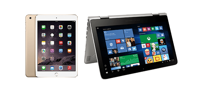 Laptop or Tablet: How to Pick the Right Device
