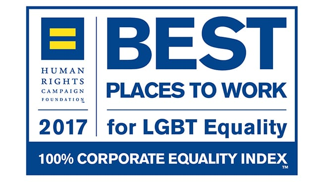 Best Buy Named to Human Rights Campaign's 'Best Places to Work' List for 12th Year